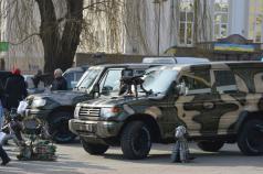 Підтримка українських військовослужбовців – справа заради миру