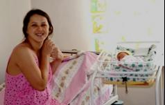 Вишиті обереги для луцьких немовлят