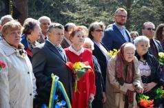 Рани, що не гояться: У Луцьку вшанували жертв фашистських концтаборів