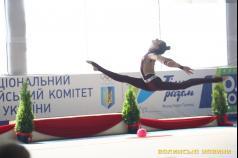 Тандем мистецтва та спорту: Луцьк приймав чемпіонат України з художньої гімнастики