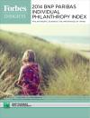Індекс приватної філантропії BNP Paribas визначив ставлення до благодійності в чотирьох регіонах світу