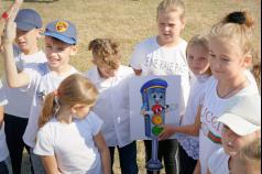 Любешівських школярів навчали правилам безпечної поведінки